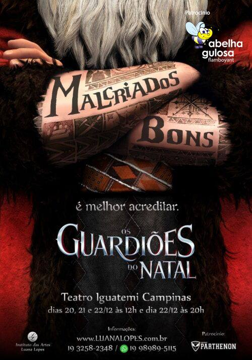 Os Guardiões do Natal
